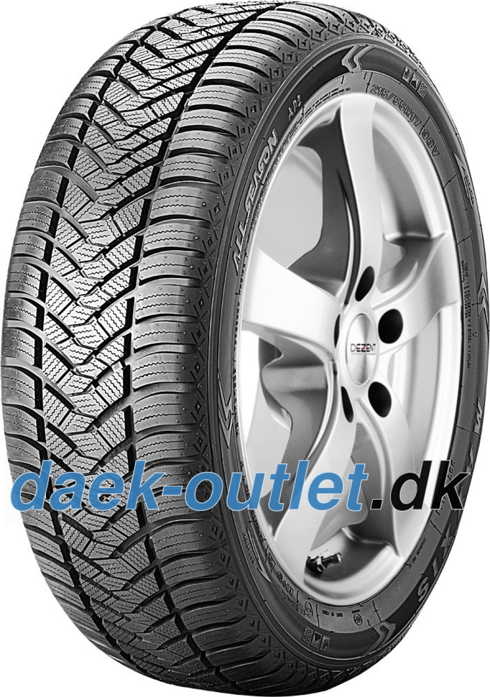 Maxxis AP2 All Season ( 195/60 R15 88T )