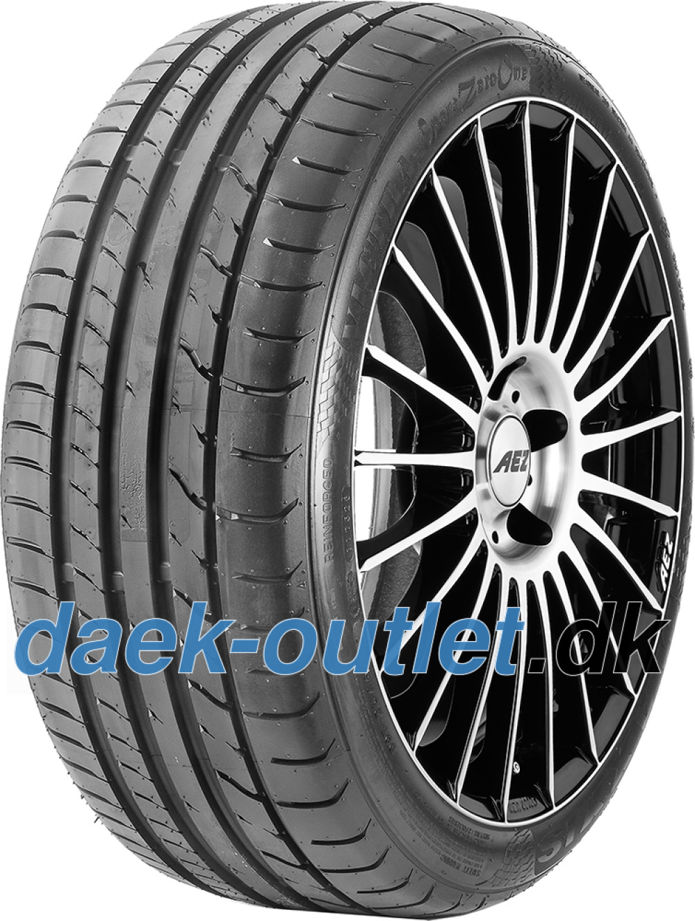 Maxxis MA VS 01 ( 255/45 ZR19 104Y XL med fælgbeskyttelses liste (FSL) )