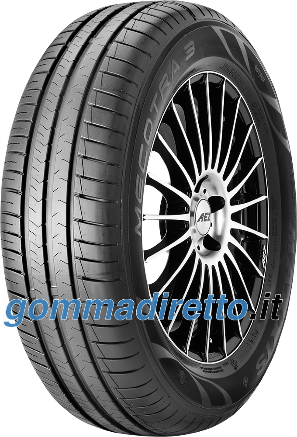 Image of Maxxis Mecotra 3 ( 155/70 R13 75T )