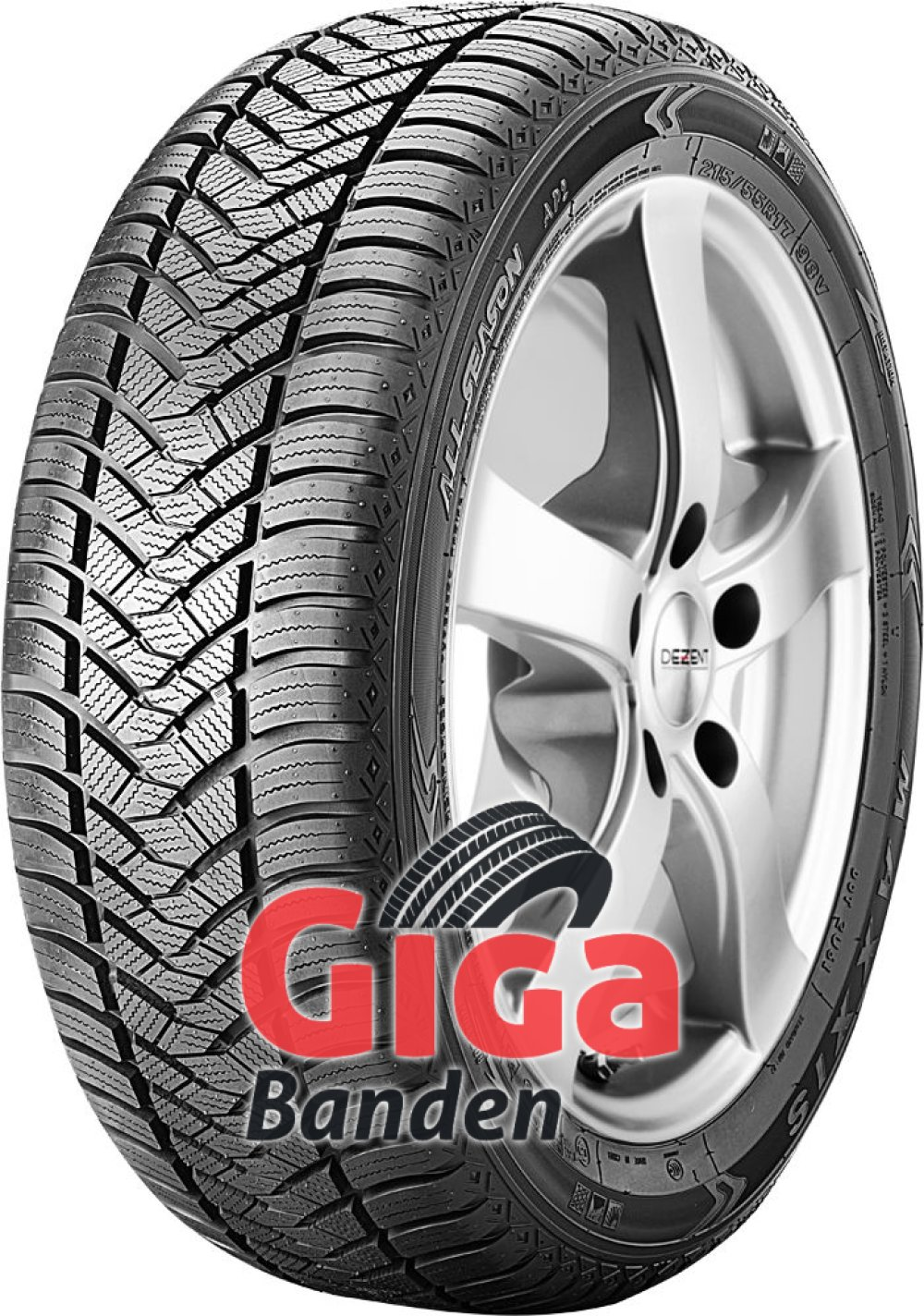 Maxxis AP2 All Season ( 155/80 R13 83T XL )