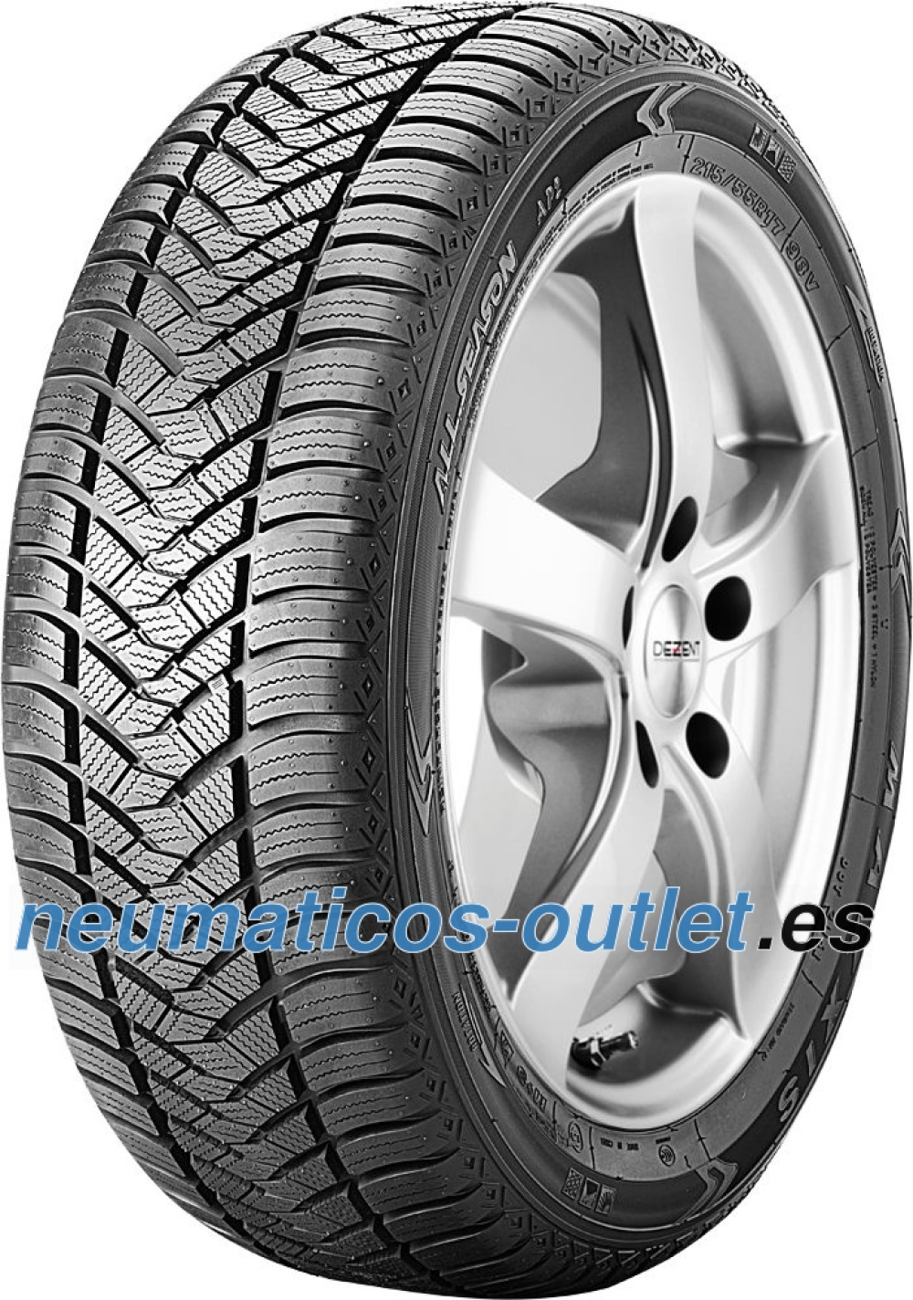 Maxxis AP2 All Season ( 215/65 R16 96H )
