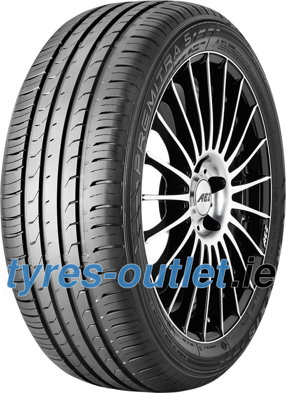 Maxxis Premitra 5 ( 235/45 ZR17 97W with rim protection ridge (FSL) )