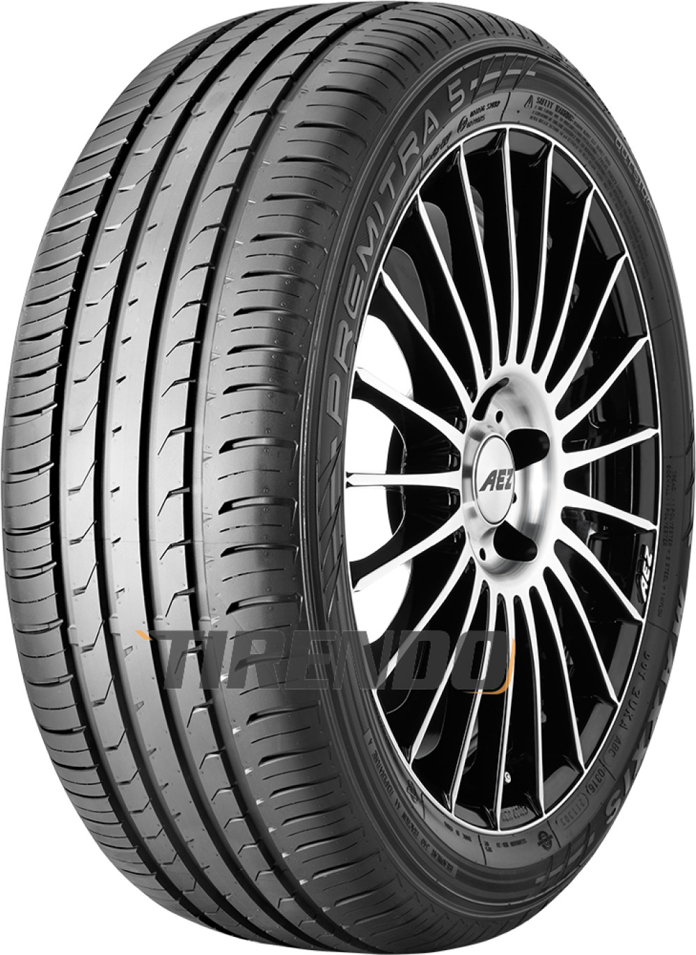 Maxxis Premitra 5 ( 195/65 R15 91H )