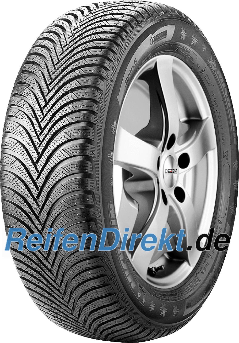 Michelin Alpin 5 ( 215/45 R17 91H XL , mit Felgenschutzleiste (FSL) )