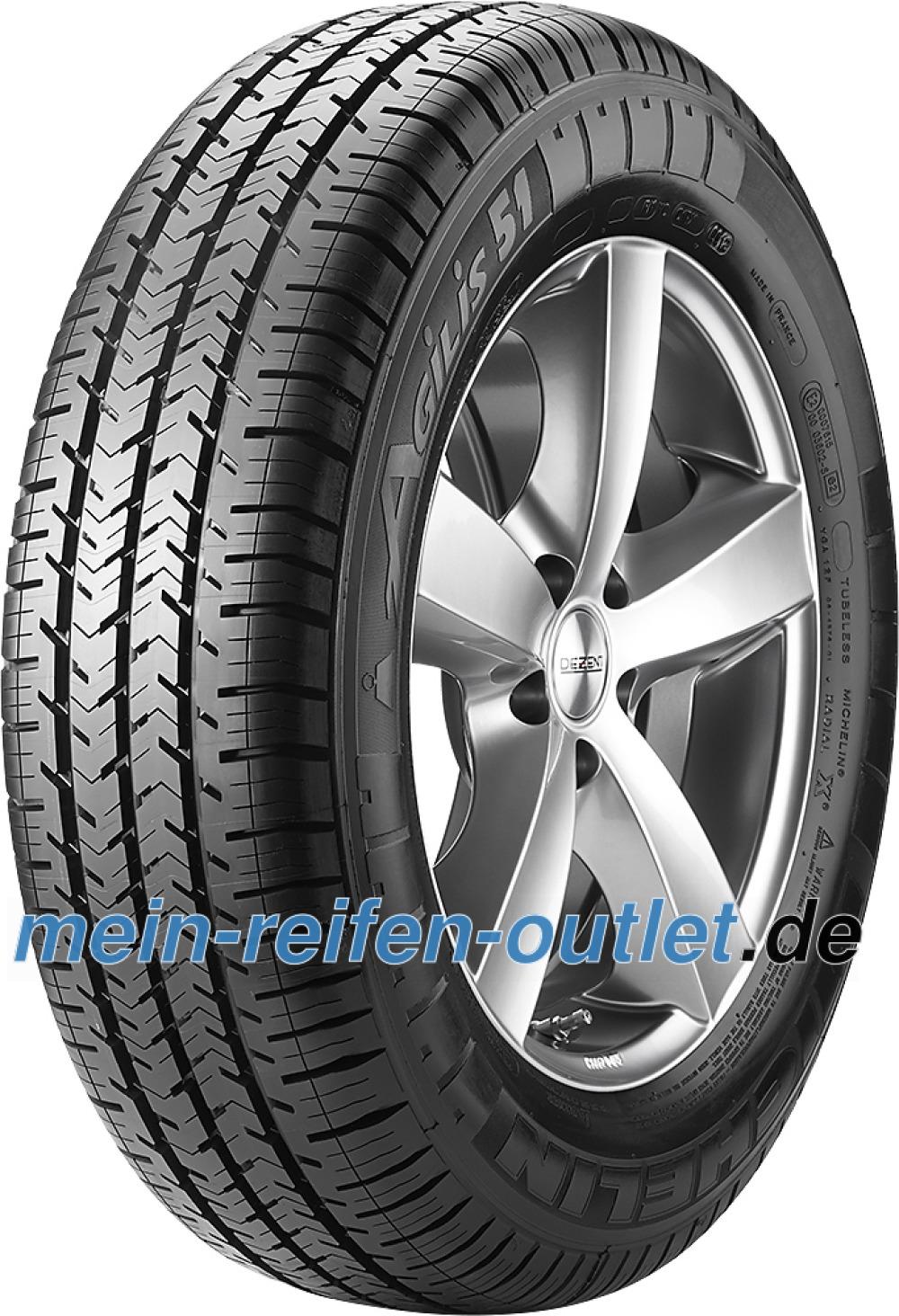 Michelin Agilis 51 ( 225/60 R16C 105/103T Doppelkennung 101H )