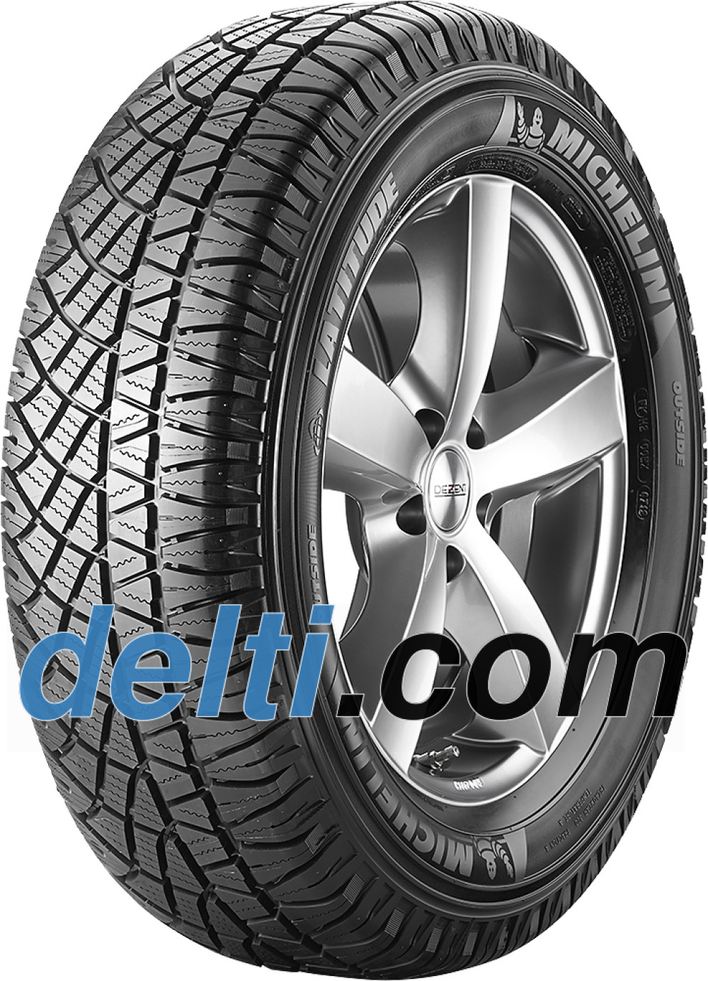 Michelin Latitude Cross ( 235/85 R16C 120S )