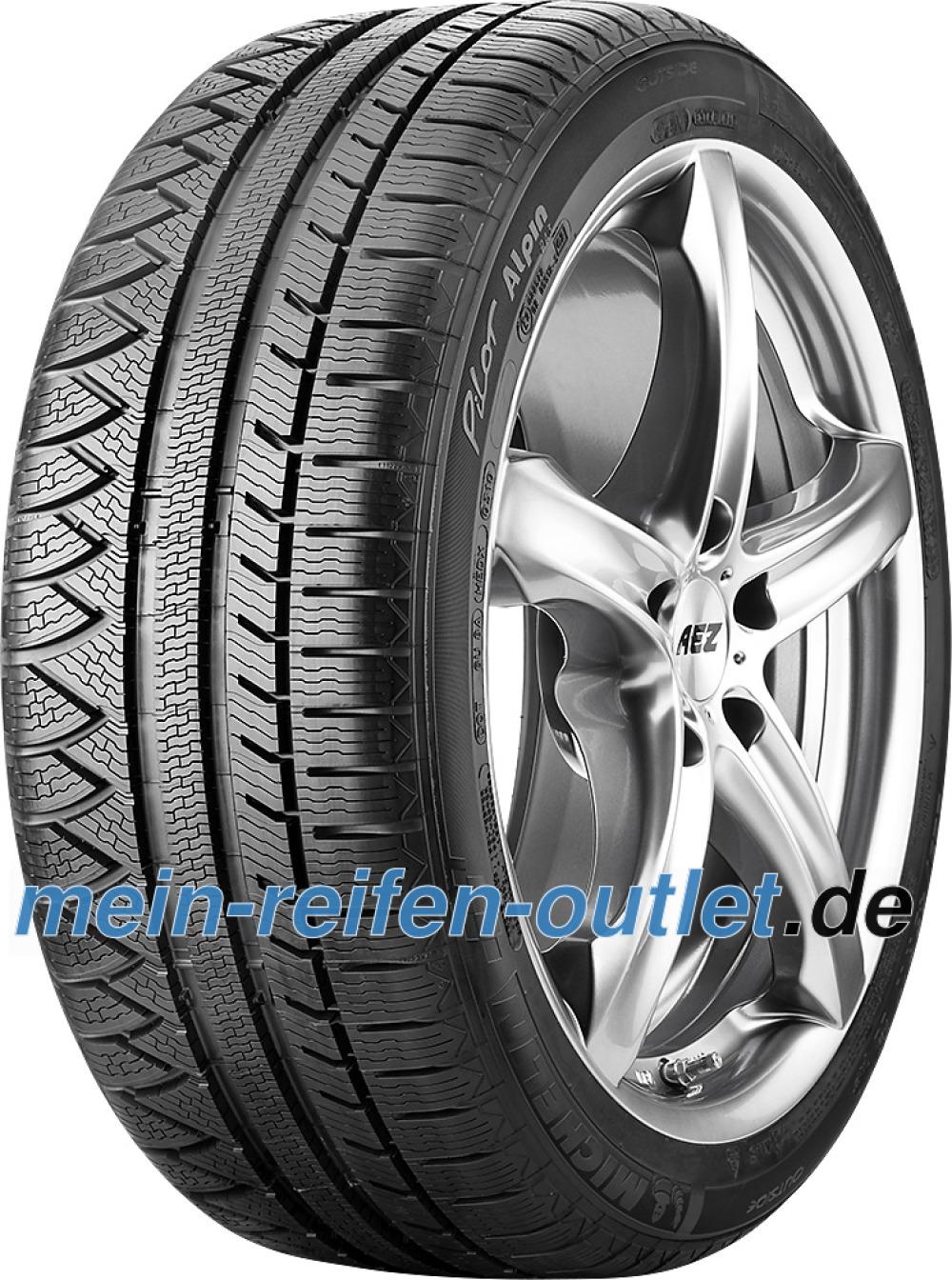 Michelin Pilot Alpin PA3 ( 245/45 R17 99V XL , MO, GRNX, mit Felgenschutzleiste (FSL) )