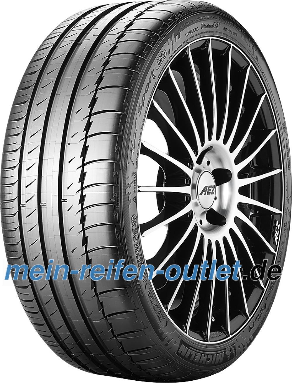 Michelin Pilot Sport PS2 ( 245/40 ZR19 (94Y) K2, mit Felgenschutzleiste (FSL) )