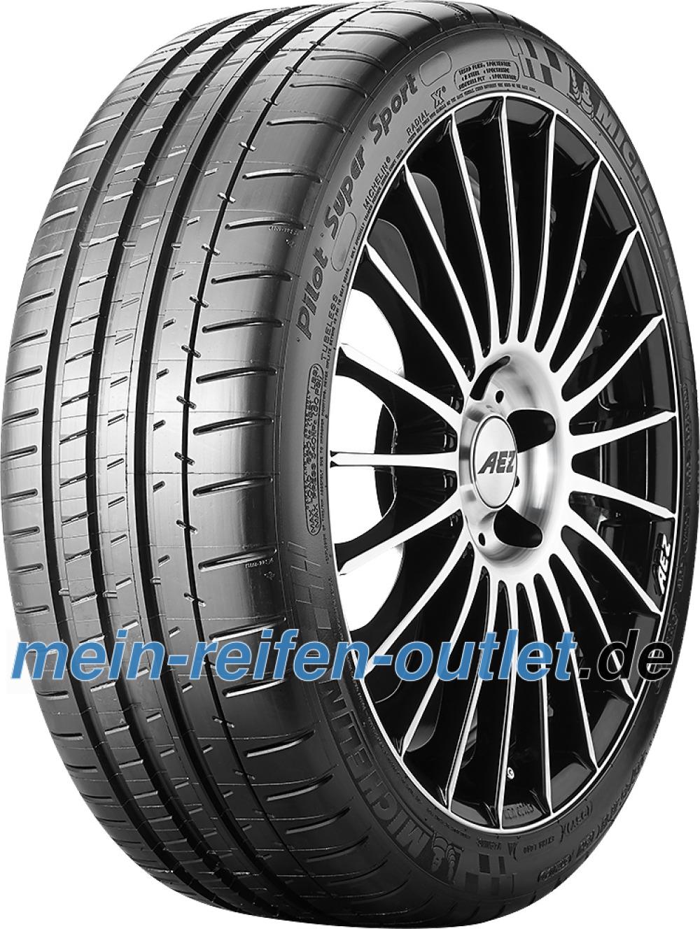 Michelin Pilot Super Sport ( 245/35 ZR18 92Y XL *, mit Felgenschutzleiste (FSL) )
