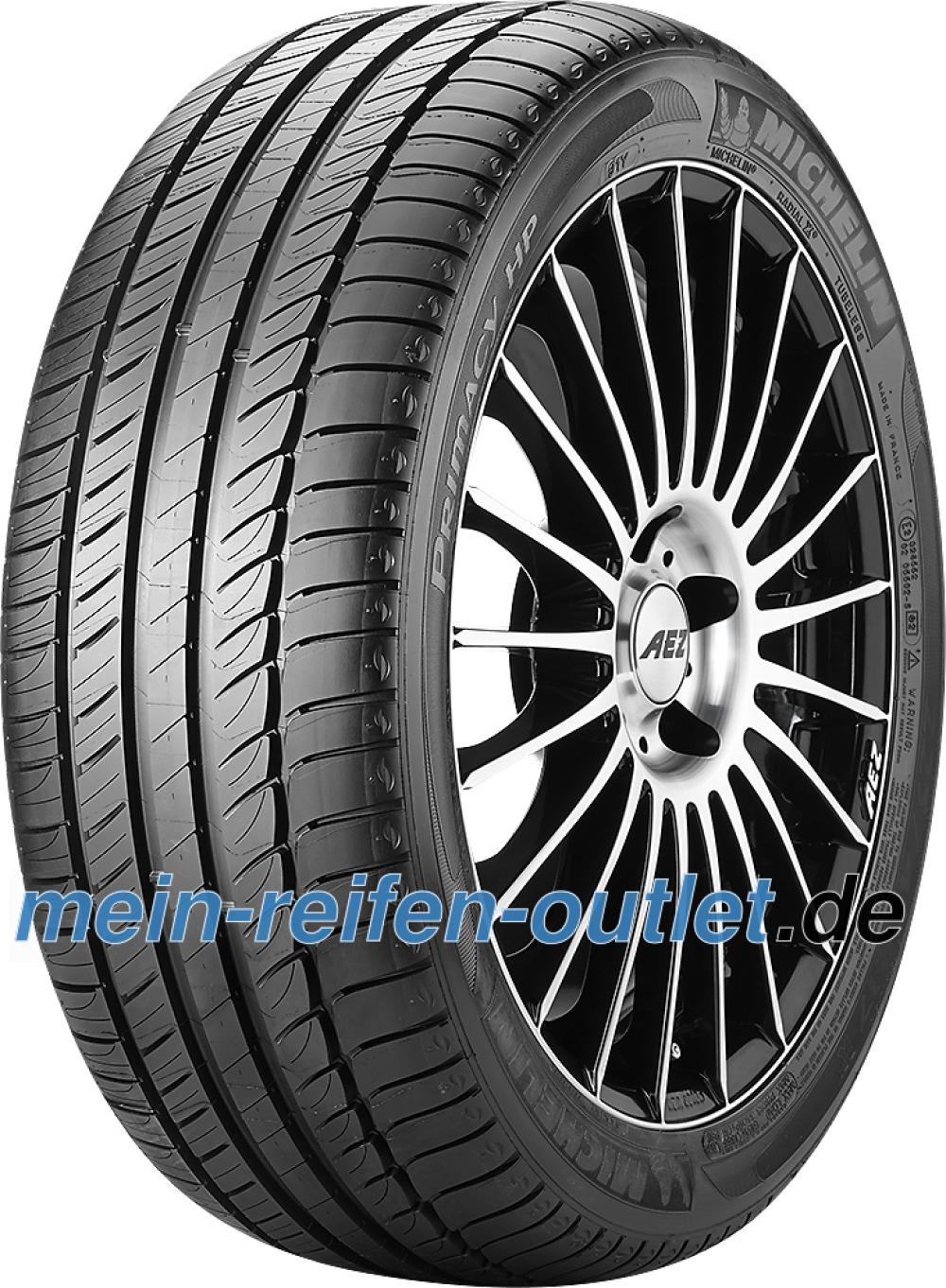 Michelin Primacy HP ( 205/60 R16 92W mit Felgenschutzleiste (FSL), AO, GRNX )