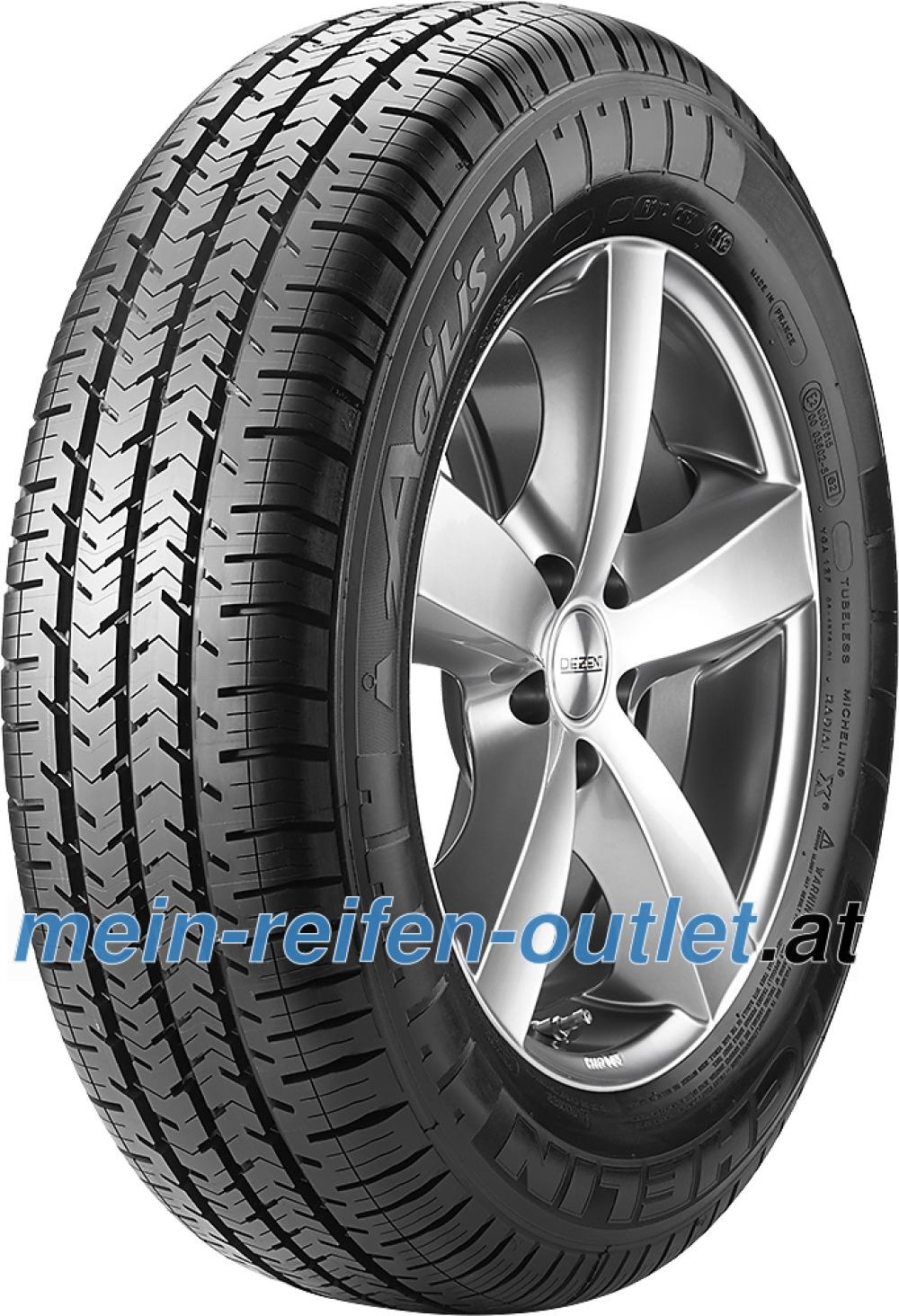 Michelin Agilis 51 ( 215/65 R15C 104/102T Doppelmarkierung 96H )