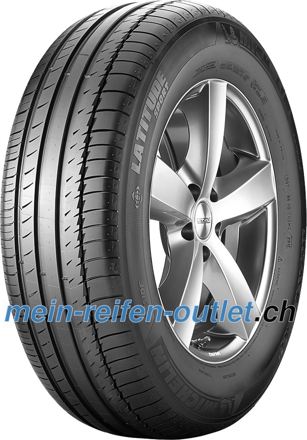 Michelin Latitude Sport ( 295/35 R21 107Y XL N1, mit Felgenschutzleiste (FSL) )