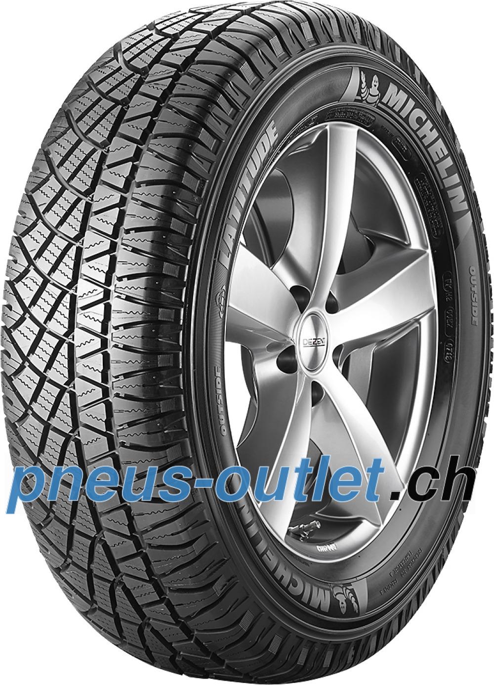 Michelin Latitude Cross ( 7.50 R16C 112/110S )