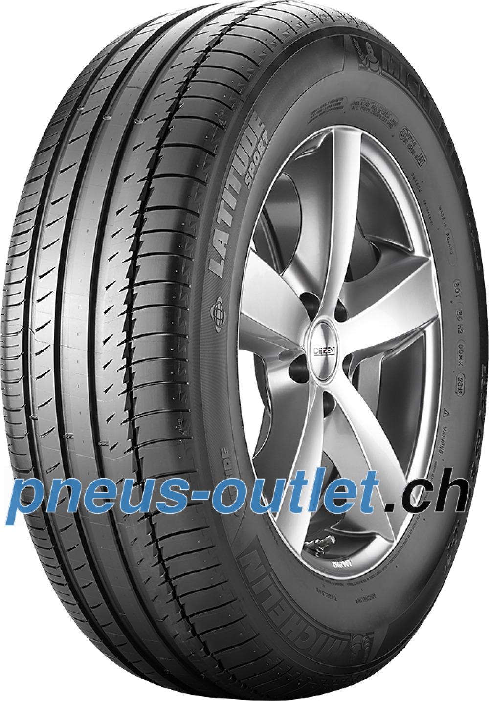 Michelin Latitude Sport ( 235/55 R19 101W AO )