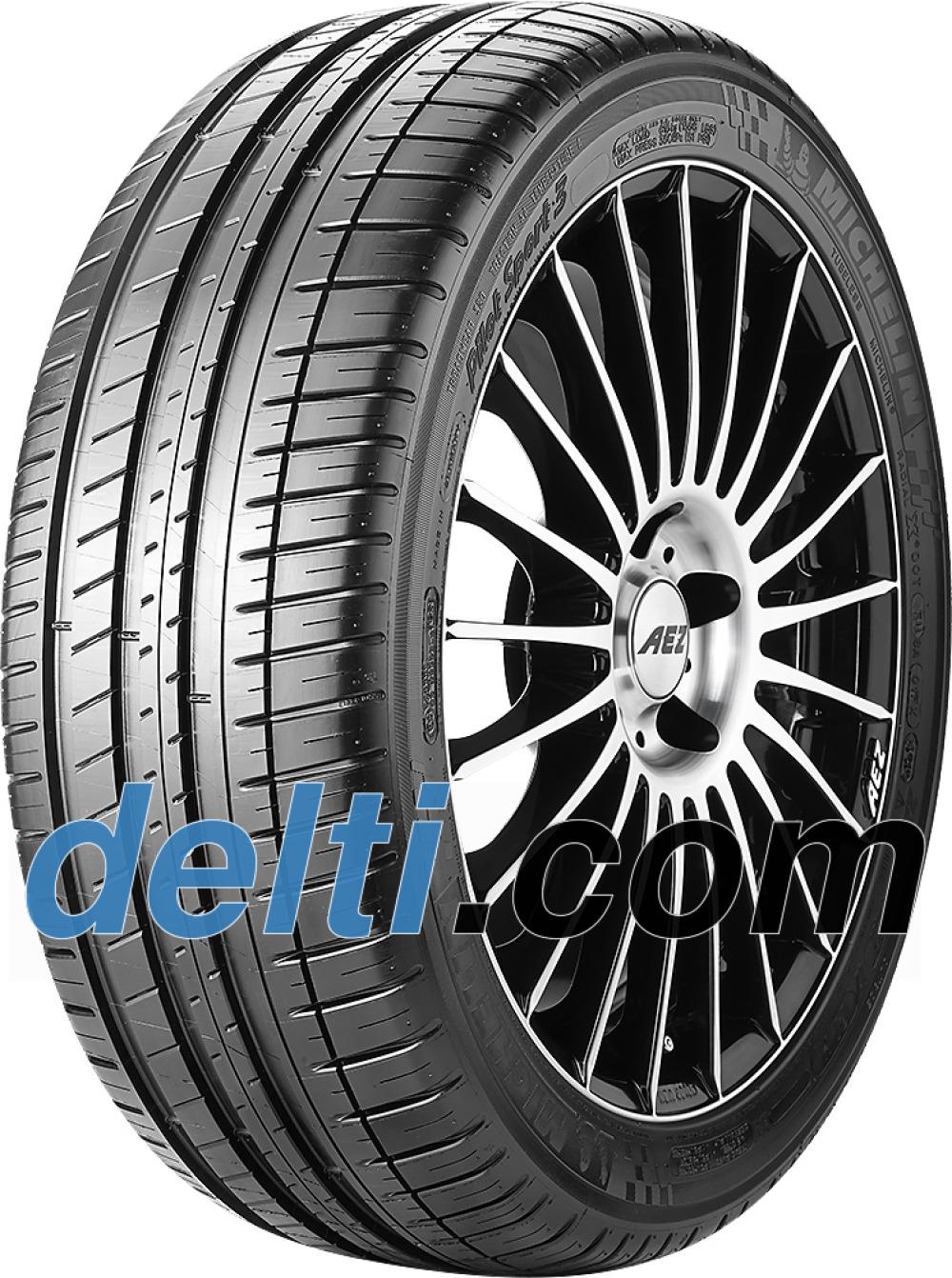 Michelin Pilot Sport 3 ( 245/40 ZR18 97Y XL AO, GRNX, avec rebord protecteur de jante (FSL) )