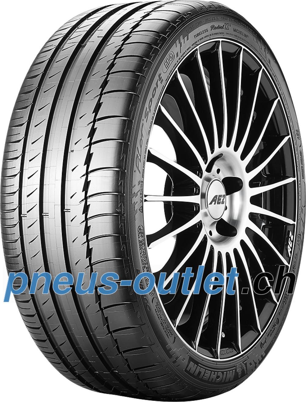 Michelin Pilot Sport PS2 ( 255/30 ZR22 (95Y) XL avec rebord protecteur de jante (FSL) )