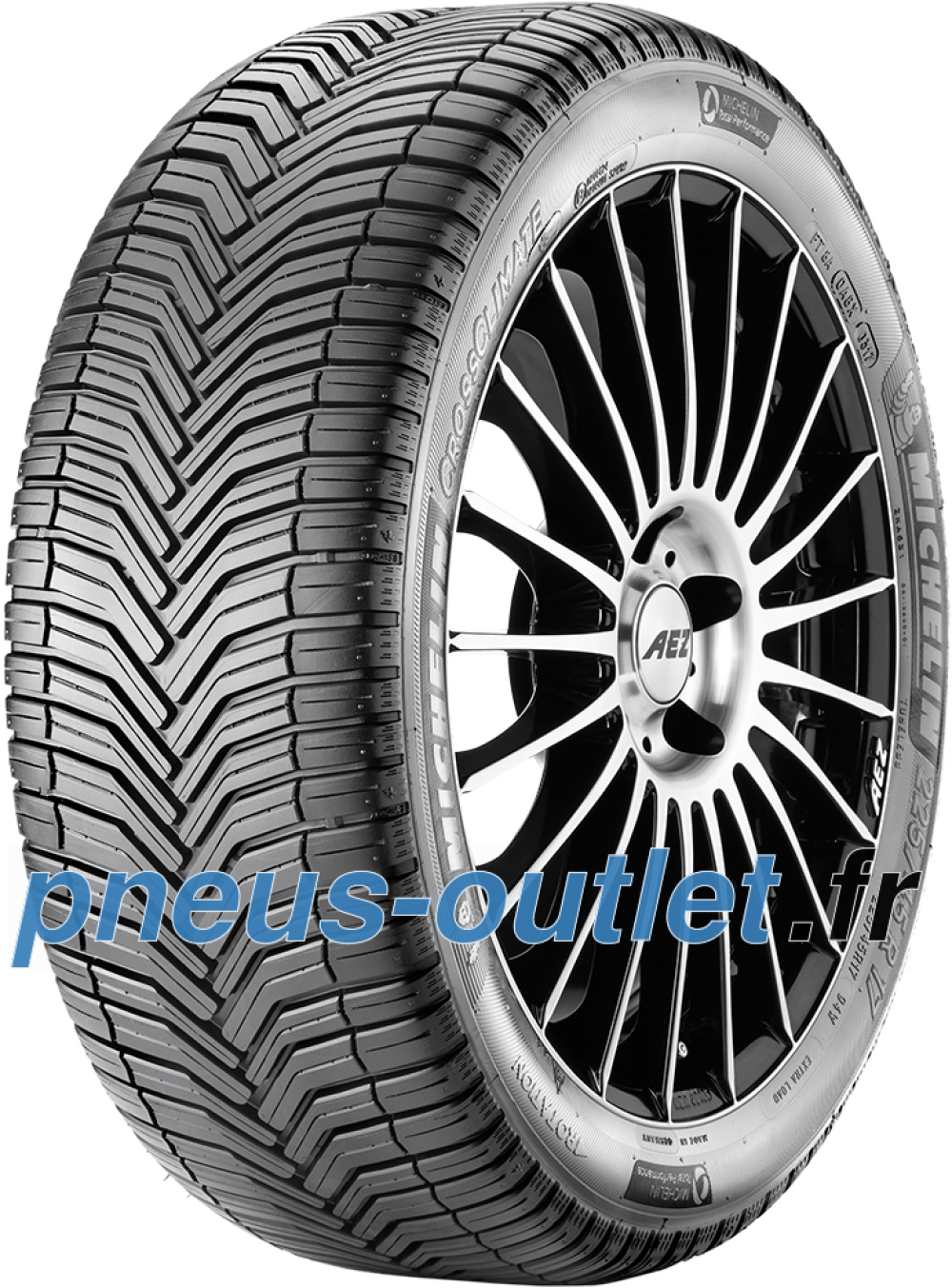 Michelin CrossClimate ( 215/45 R17 91V XL )