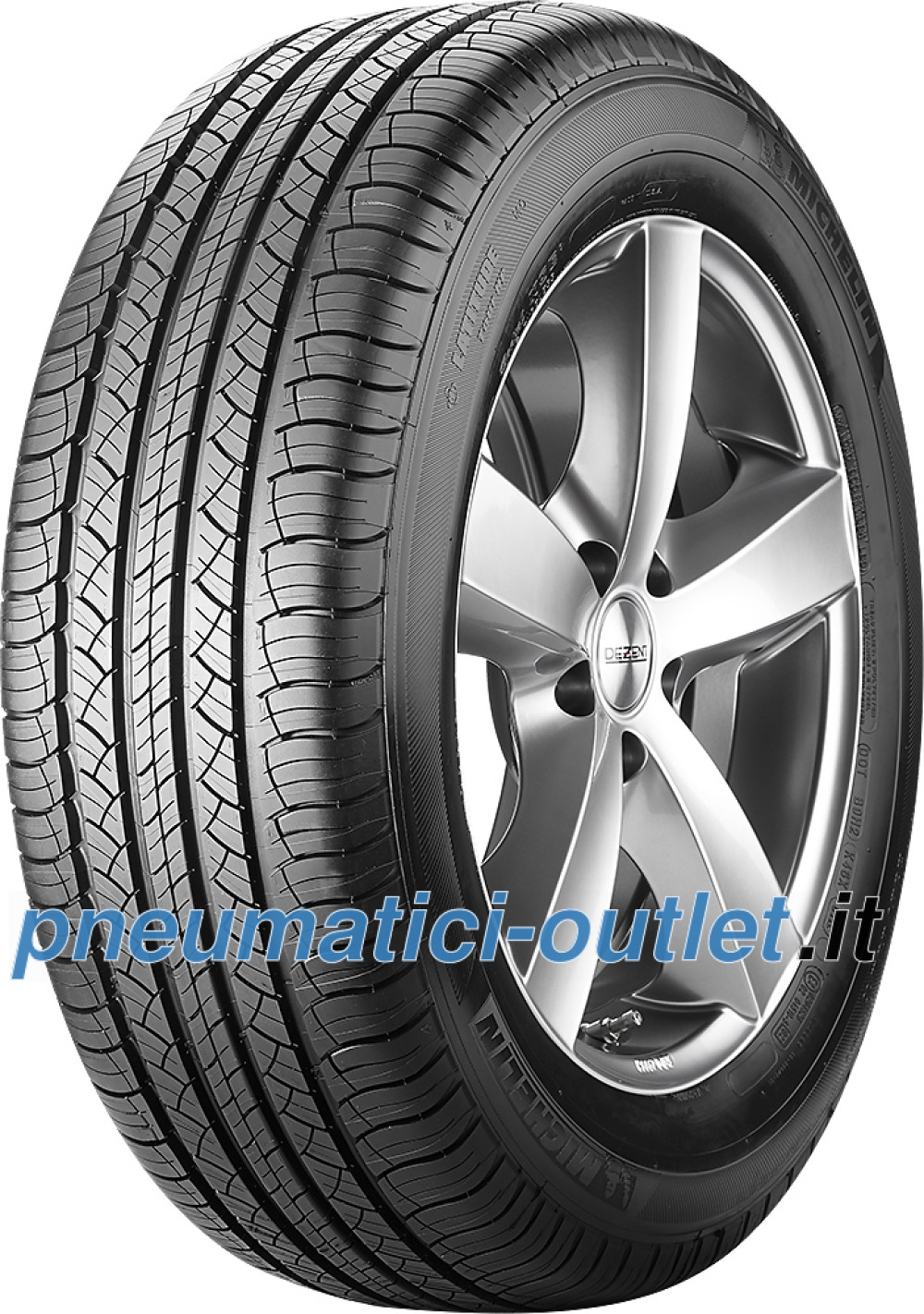 Michelin Latitude Tour HP ( 225/60 R18 100H GRNX )
