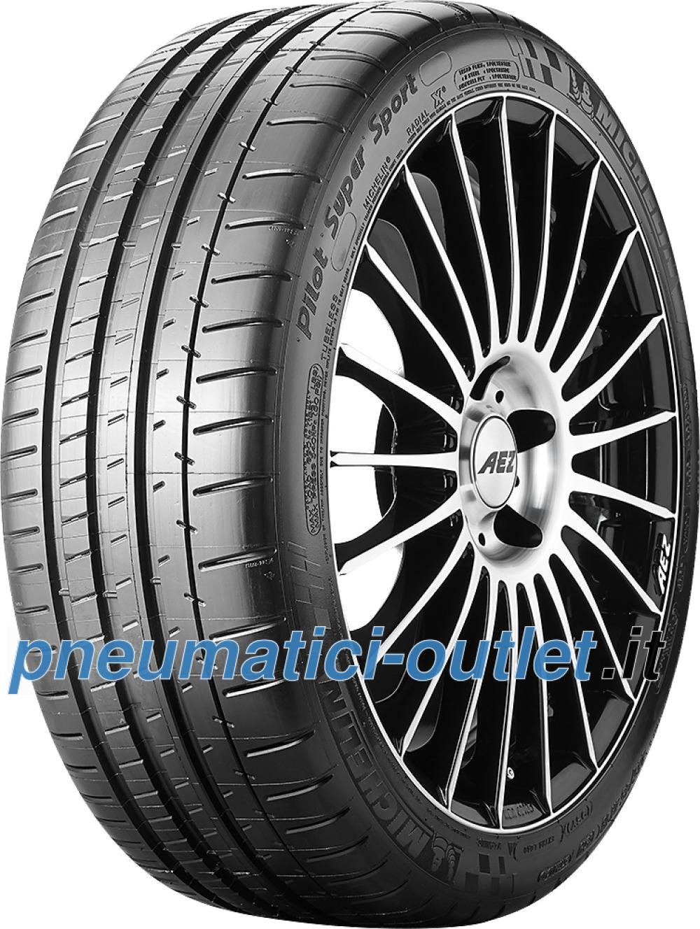 Michelin Pilot Super Sport ( 255/40 ZR18 (99Y) XL )
