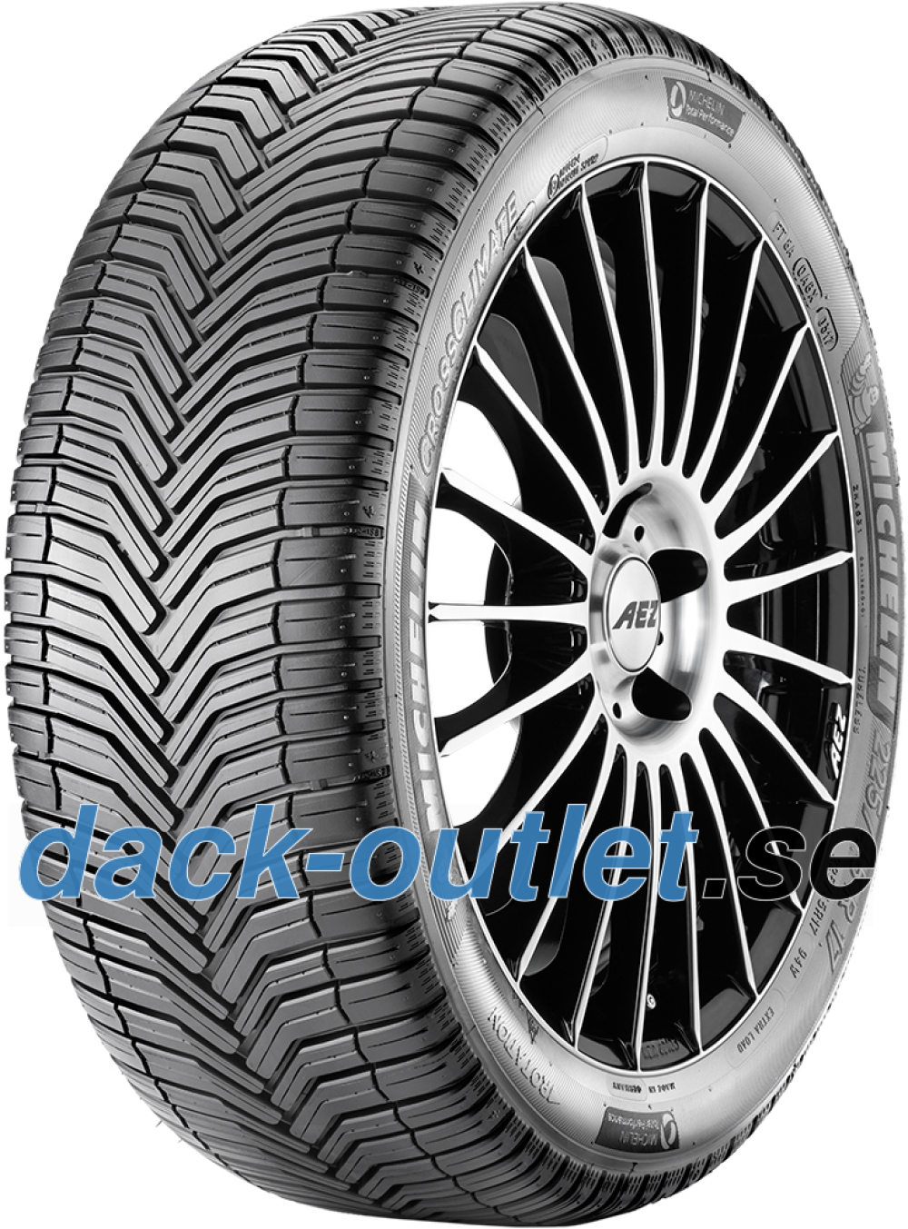 Michelin CrossClimate + ( 215/60 R16 99H XL )