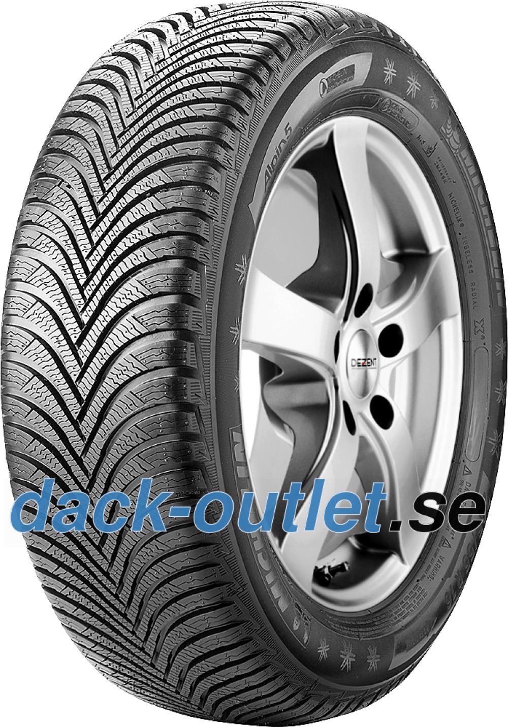 Michelin Alpin 5 ( 215/55 R17 98V XL , med fälg skyddslist (FSL) )