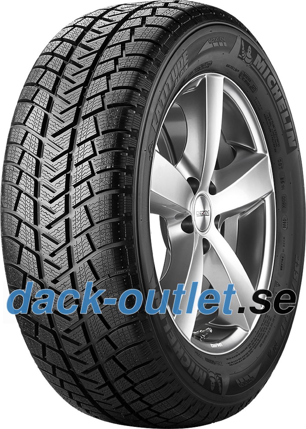 Michelin Latitude Alpin ( 255/55 R18 105H , MO, GRNX )
