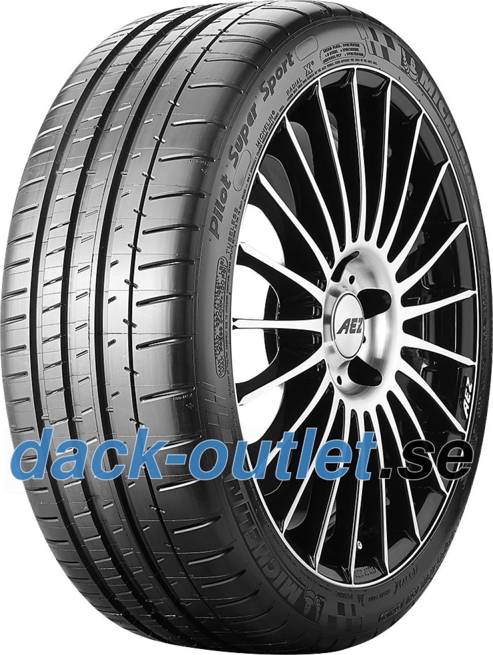 Michelin Pilot Super Sport ( 295/30 ZR20 (101Y) XL MO, med fälg skyddslist (FSL) )