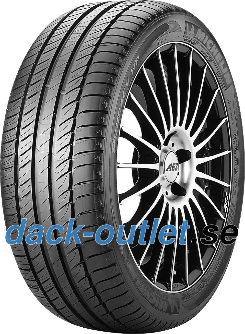 Michelin Primacy HP ( 225/50 R17 94H *, GRNX, med fälg skyddslist (FSL) )