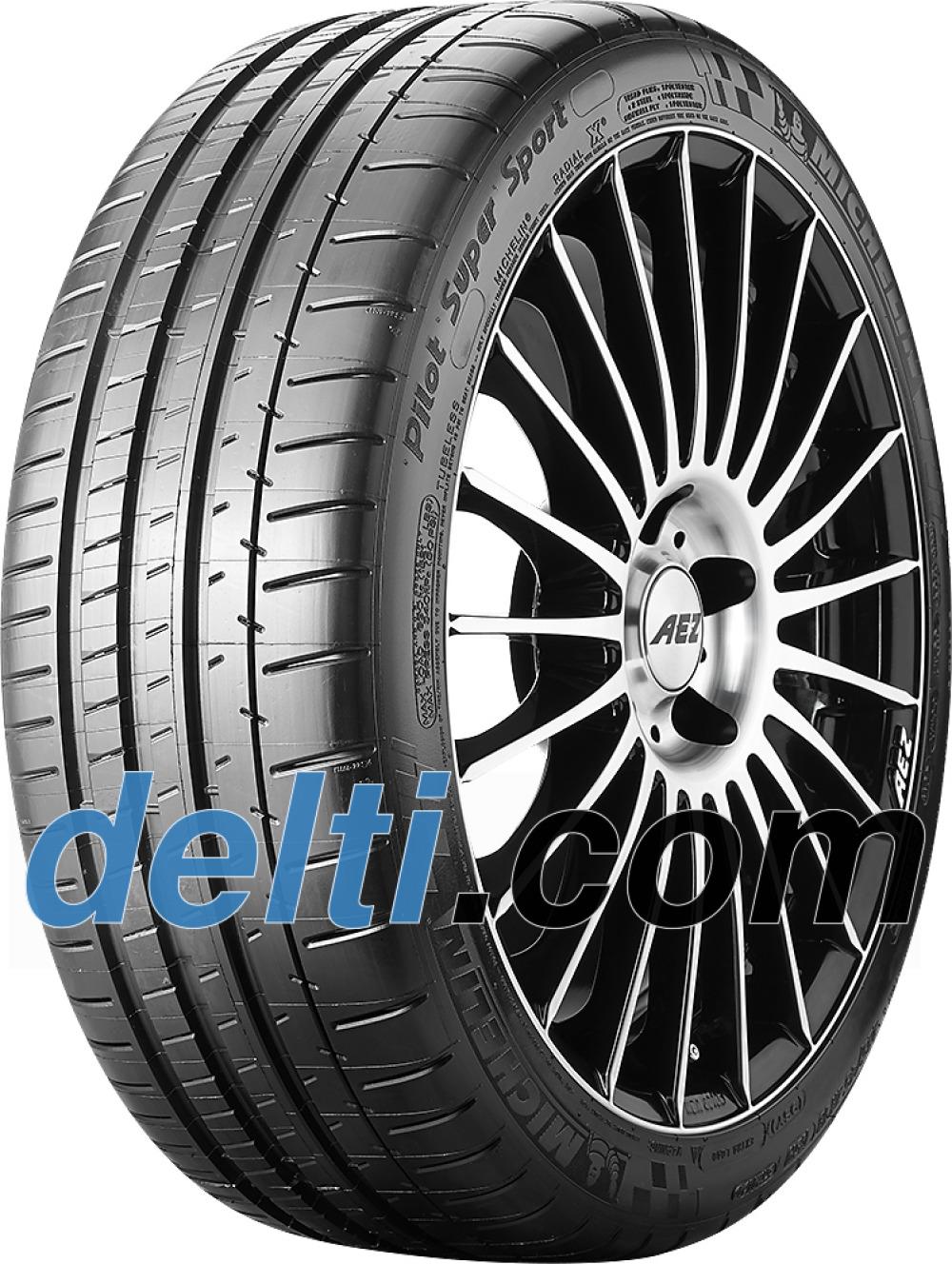 Michelin Pilot Super Sport ( 285/30 ZR20 (99Y) XL *, med felgbeskyttelseslist (FSL) )