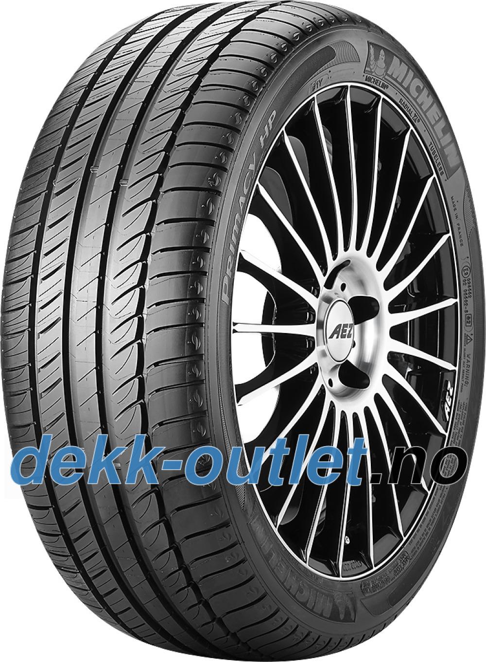 Michelin Primacy HP ( 225/55 R16 95W MO, S1, GRNX, med felgbeskyttelseslist (FSL) )
