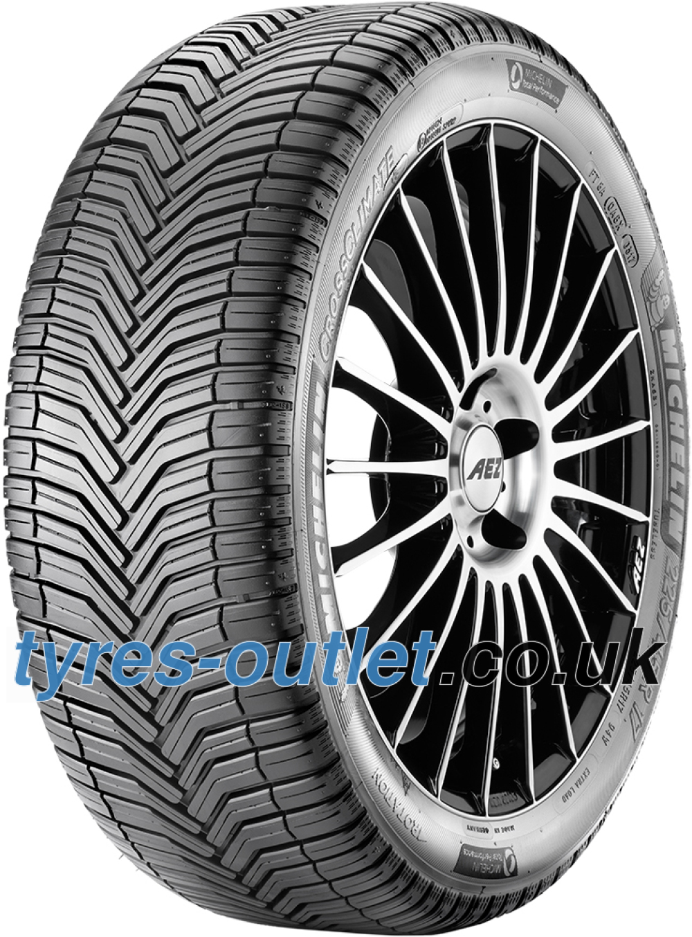 Michelin CrossClimate + ( 195/55 R16 91V XL )