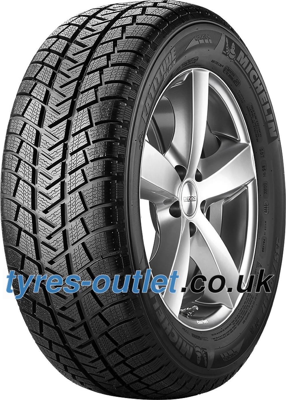 Michelin Latitude Alpin ( 205/70 R15 96T , GRNX )