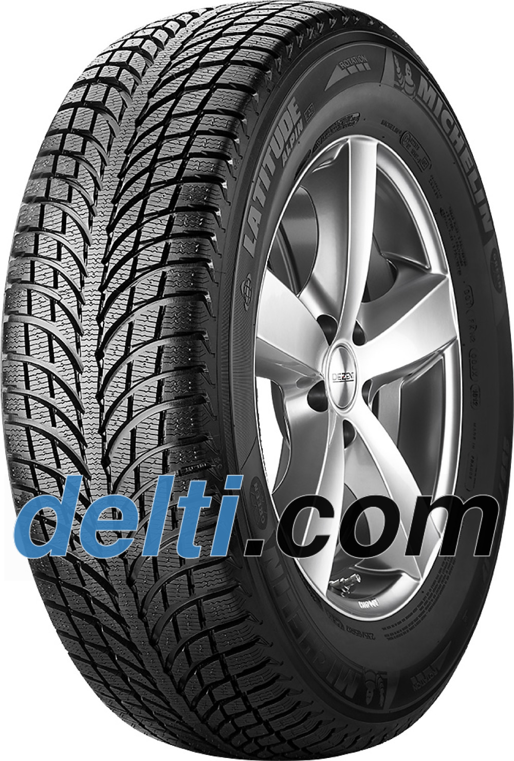 Michelin Latitude Alpin LA2 ( 215/55 R18 99H XL )