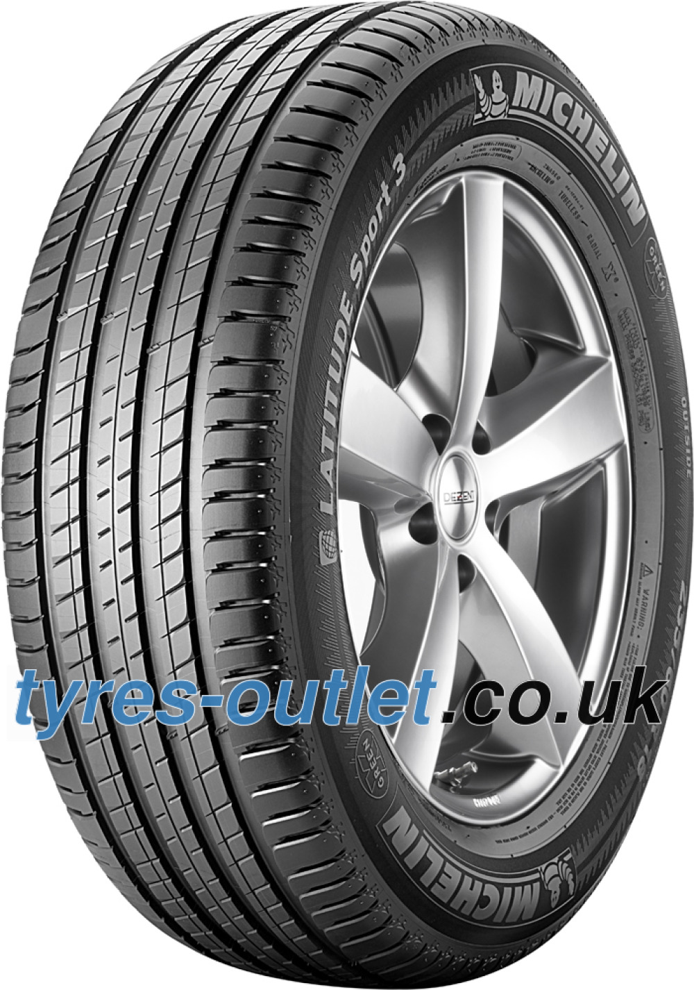 Michelin Latitude Sport 3 ( 285/55 R19 116W XL )
