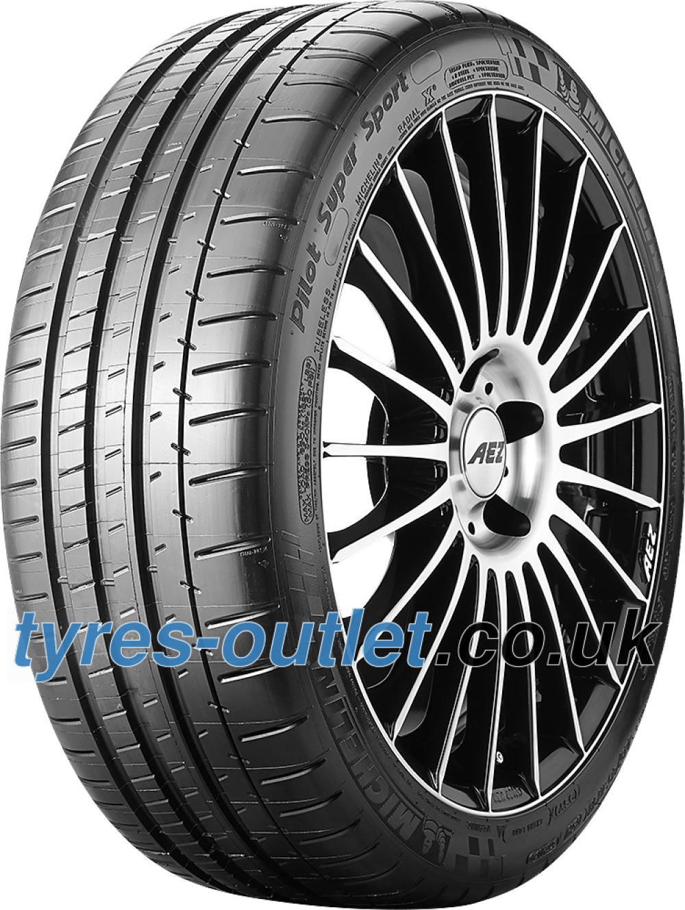 Michelin Pilot Super Sport ( 255/35 ZR19 (96Y) XL MO, with rim protection ridge (FSL) )
