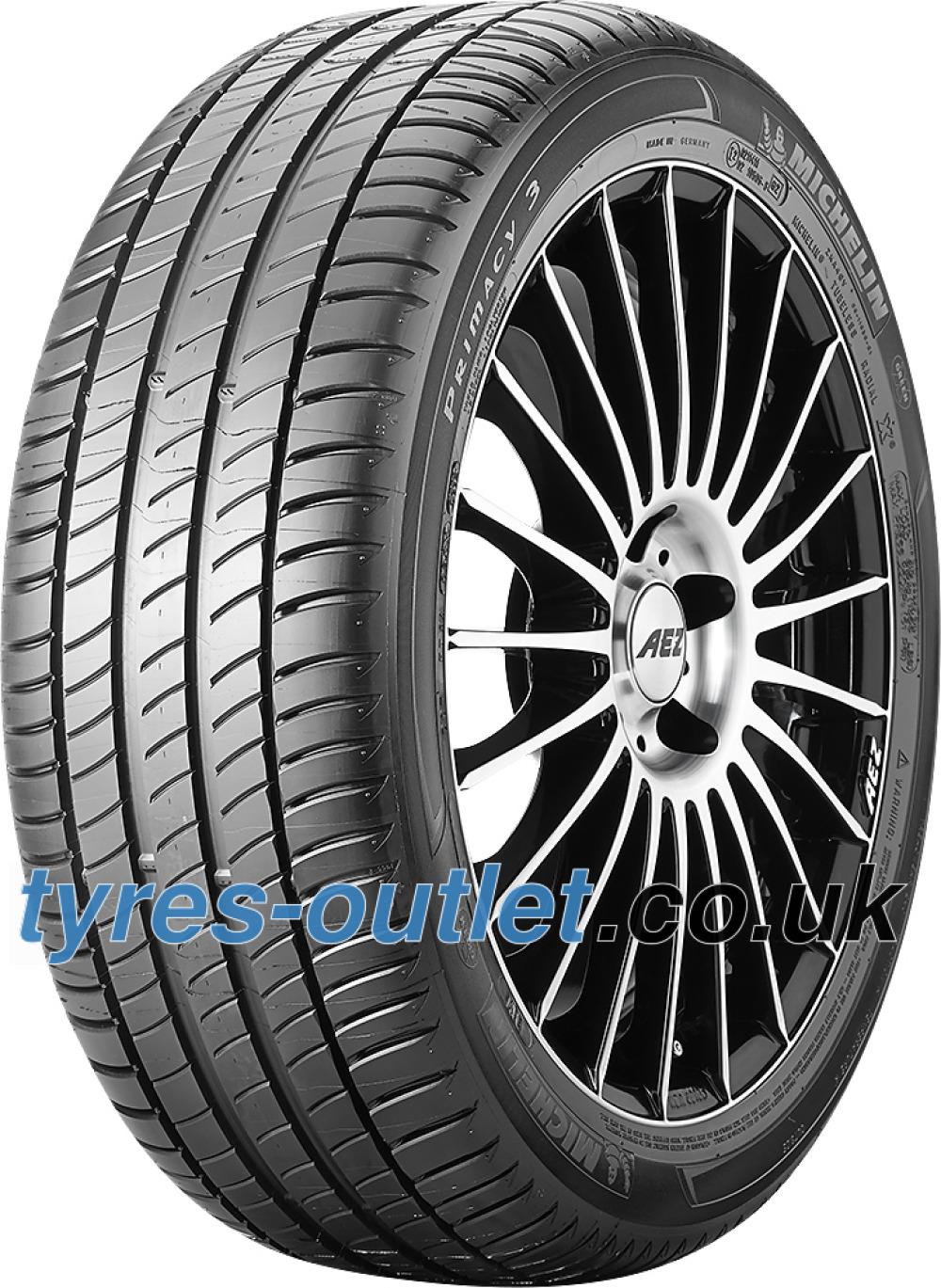Michelin Primacy 3 ( 225/55 R16 95V with rim protection ridge (FSL) )