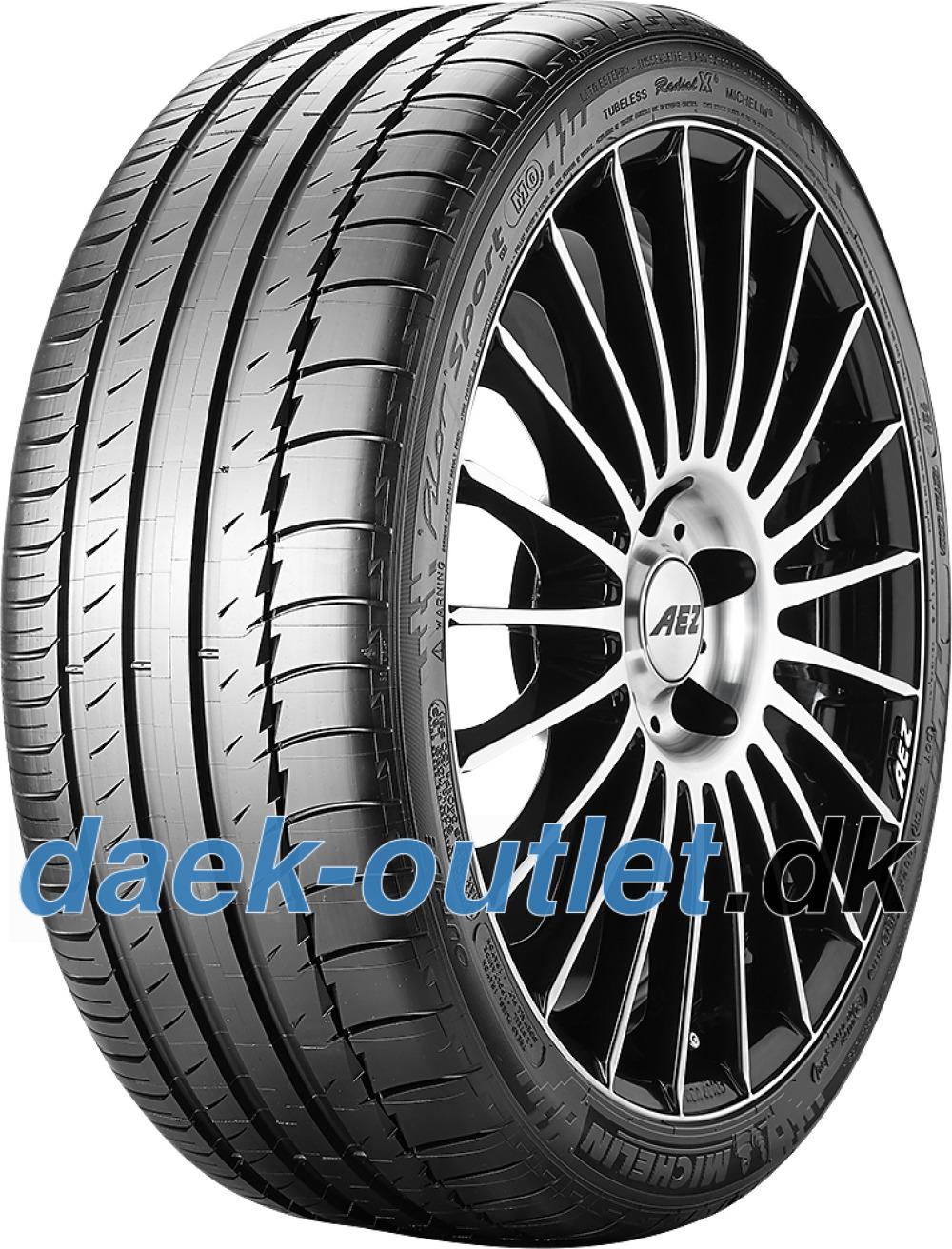 Michelin Pilot Sport PS2 ( 245/40 ZR18 93Y med fælgbeskyttelses liste (FSL) )
