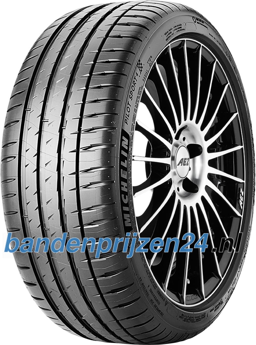 Michelin Pilot Sport 4 ( 225/40 ZR19 (93Y) XL met wangbescherming (FSL) )