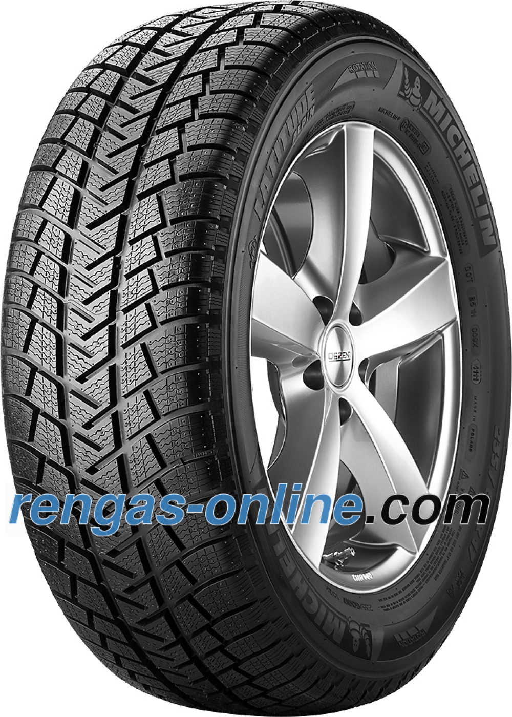 michelin-latitude-alpin-25555-r18-105h-mo-grnx