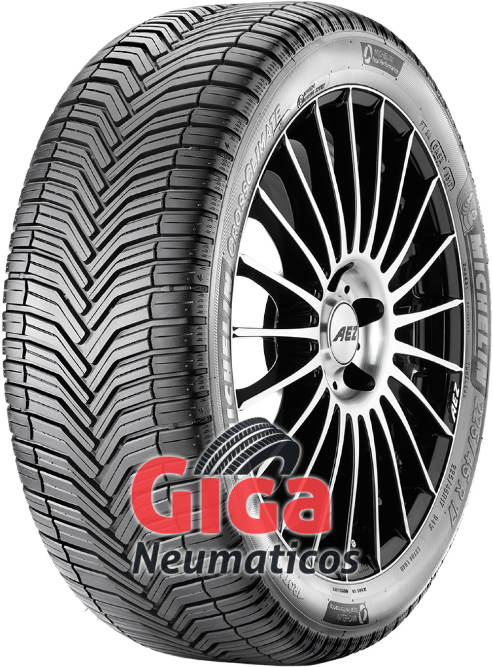 Michelin CrossClimate + ( 195/55 R16 87V )