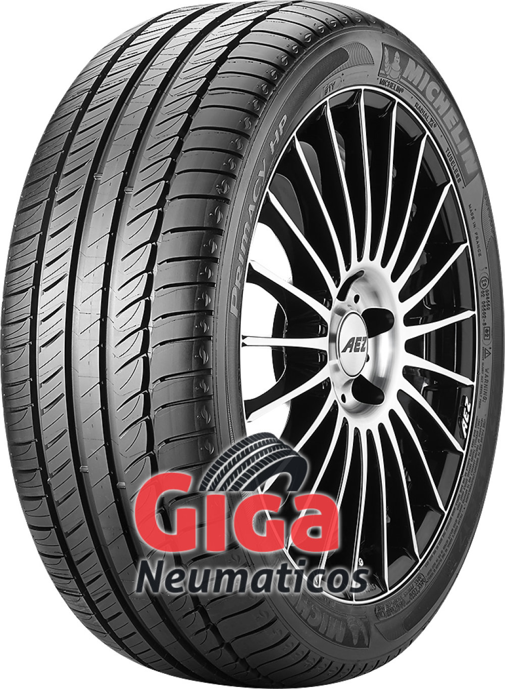 Michelin Primacy HP ( 225/50 R16 92W GRNX, MO )