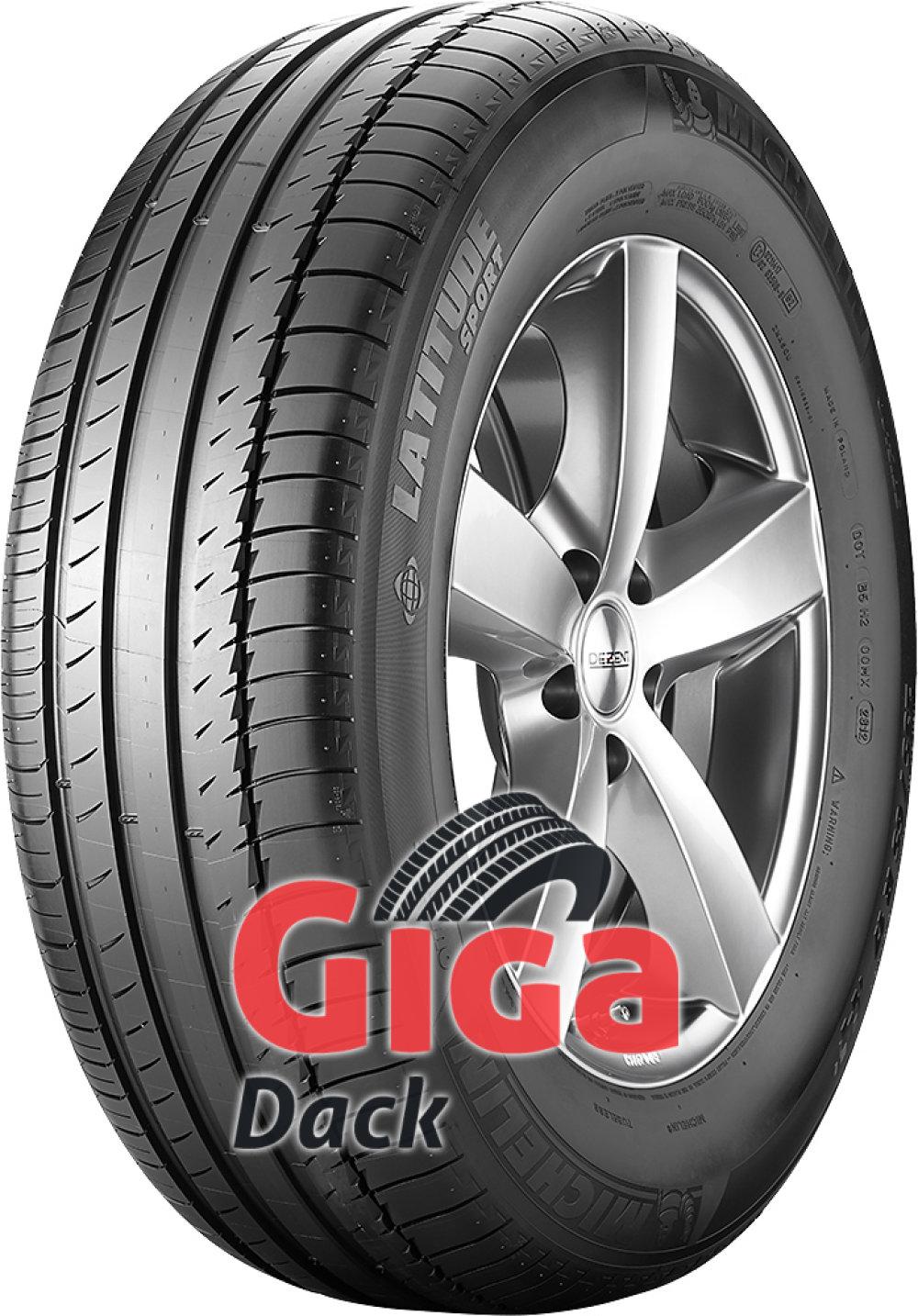 Michelin Latitude Sport ( 235/55 R17 99V AO, med fälg skyddslist (FSL) )