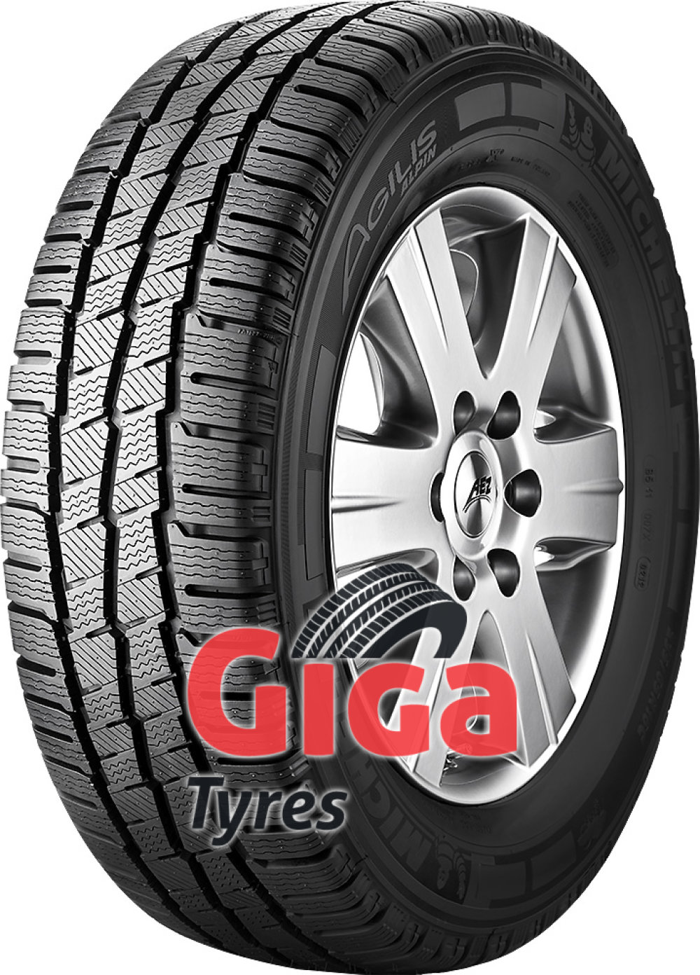 Michelin Agilis Alpin ( 225/65 R16C 112/110R )