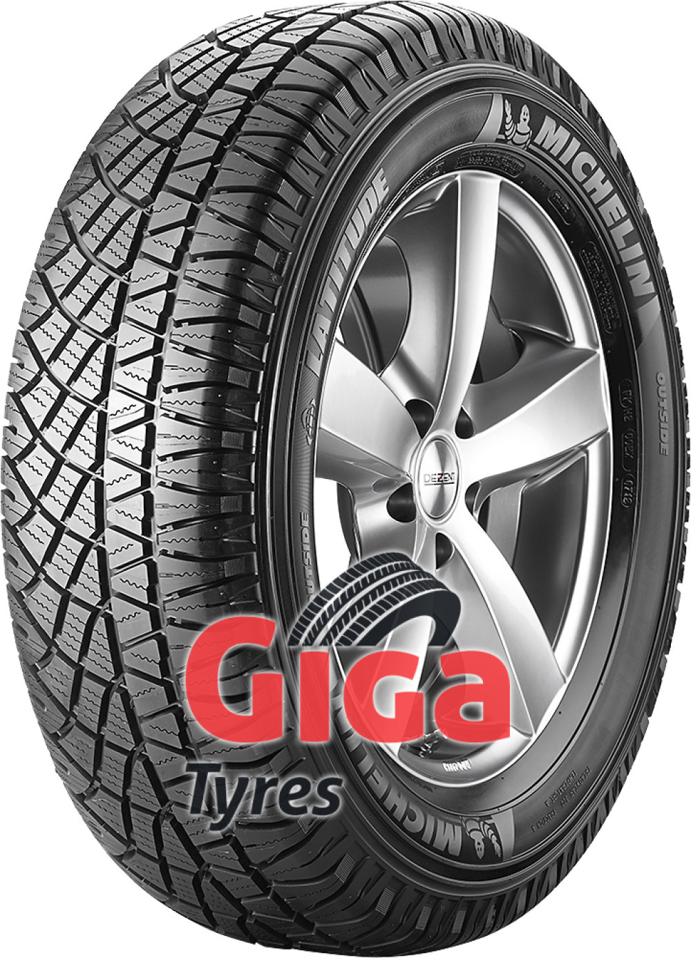Michelin Latitude Cross ( 225/70 R16 103H )