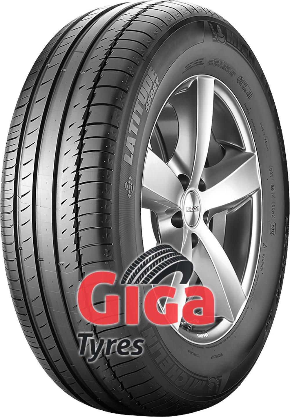 Michelin Latitude Sport ( 255/55 R20 110Y XL , with rim protection ridge (FSL) )