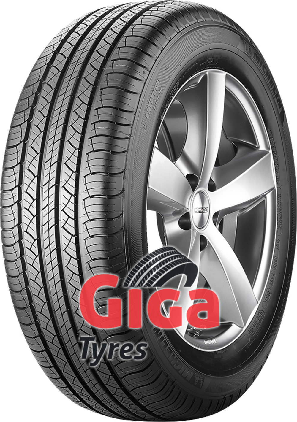 Michelin Latitude Tour HP ( 255/50 R19 107W XL with rim protection ridge (FSL) )