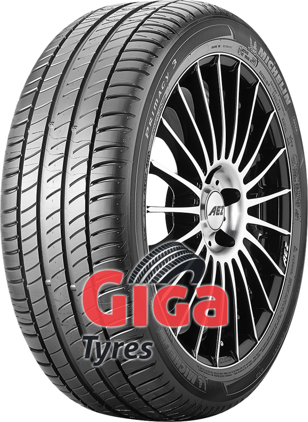 Michelin Primacy 3 ( 215/65 R16 98V with rim protection ridge (FSL) )