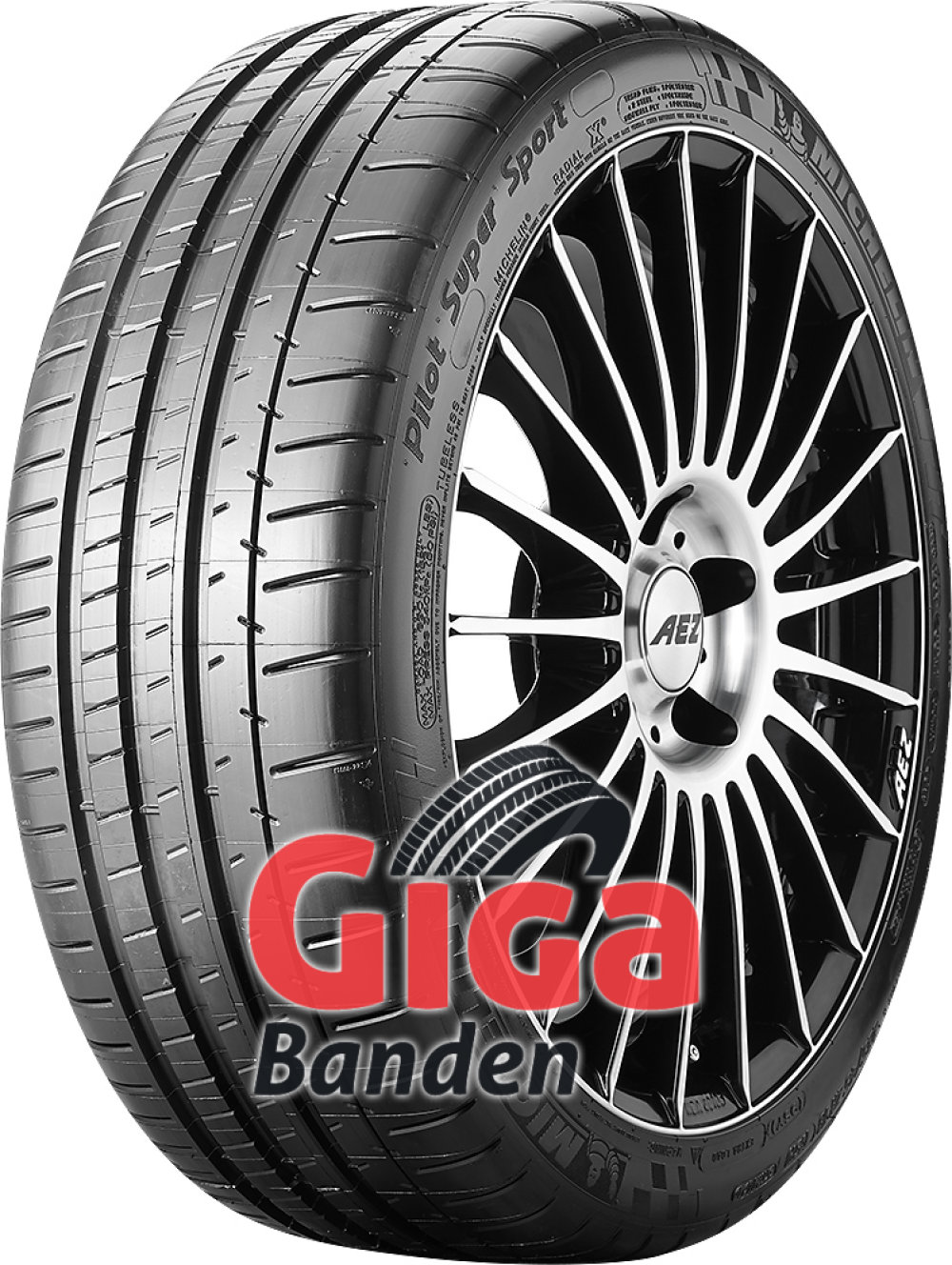 Michelin Pilot Super Sport ( 265/45 ZR18 (101Y) met wangbescherming (FSL) )