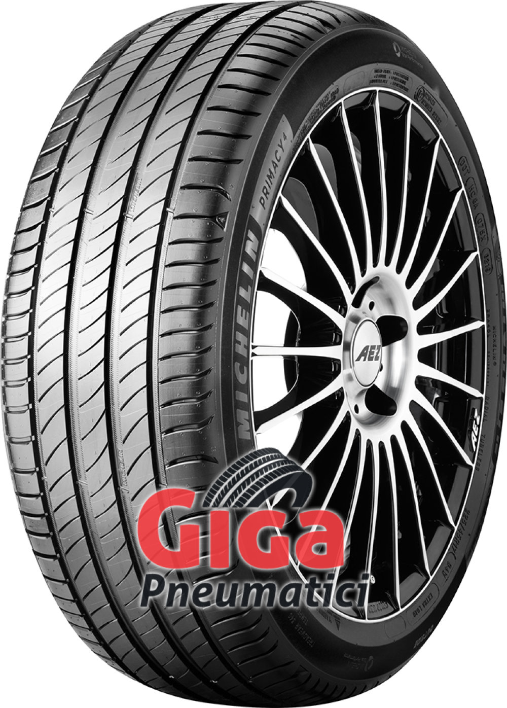 Michelin Primacy 4 ( 235/45 R17 97W XL con bordino di protezione del cerchio (FSL) )
