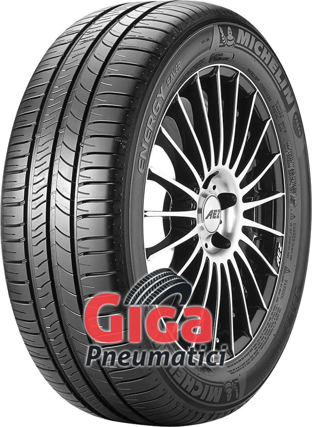 Michelin Energy Saver+ ( 185/55 R16 83H )